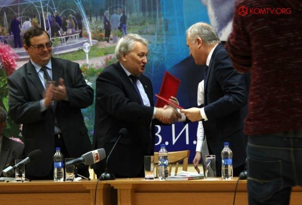 РИСИ подписал соглашение о сотрудничестве с Крымским федеральным университетом