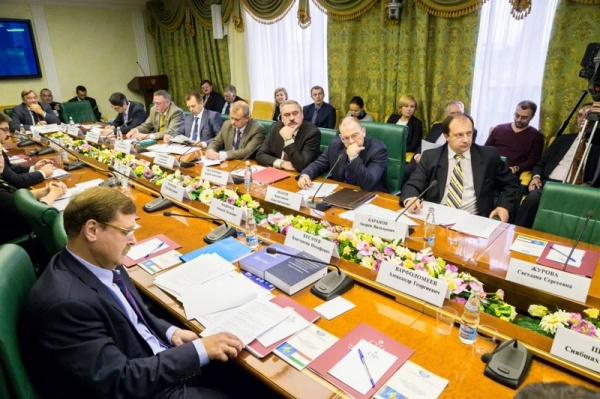 Комитет по международным делам СФ провёл парламентские слушания
