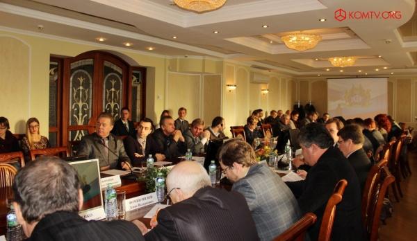В Симферополе начала работу научная конференция «От Крыма до Сирии: геополитические итоги 2015 г.»